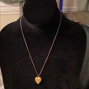 Jewelry - Vintage Gold Filled Heart Locket